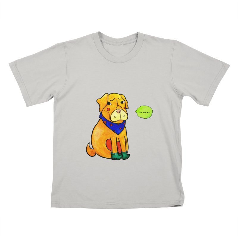 Coco Melancholic Kids T-Shirt by The Primate Design