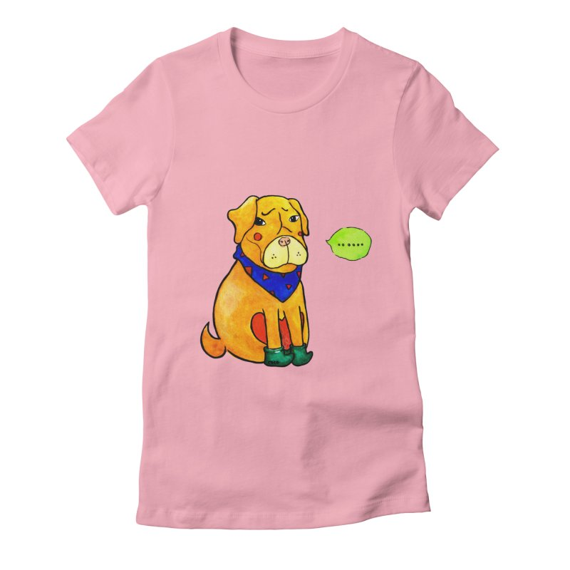 Coco Melancholic Women's Fitted T-Shirt by The Primate Design
