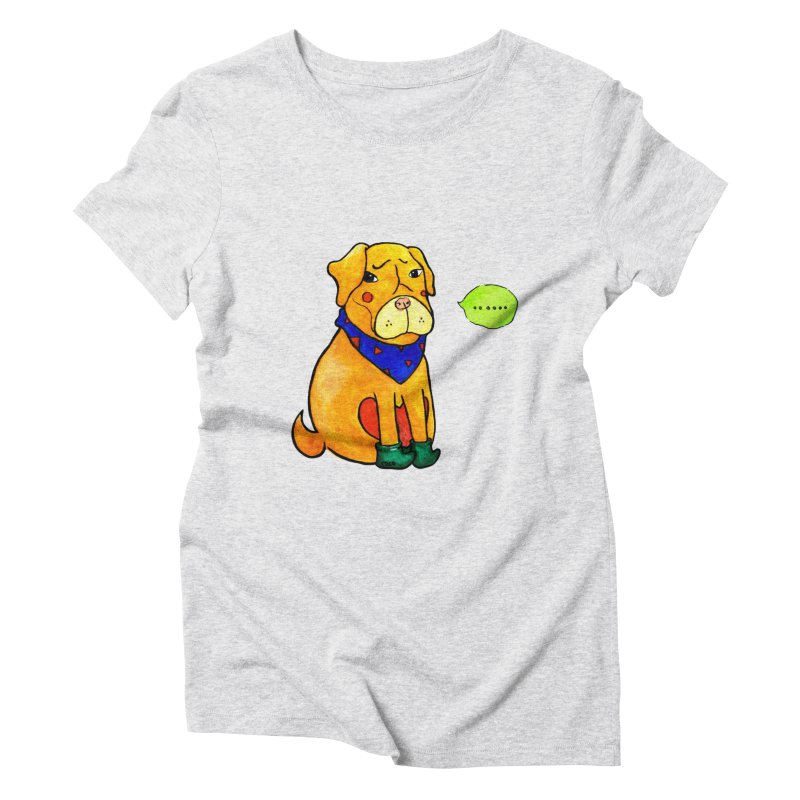 Coco Melancholic Women's Triblend T-Shirt by The Primate Design