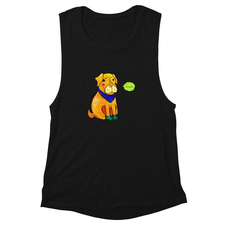Coco Melancholic Women's Muscle Tank by The Primate Design