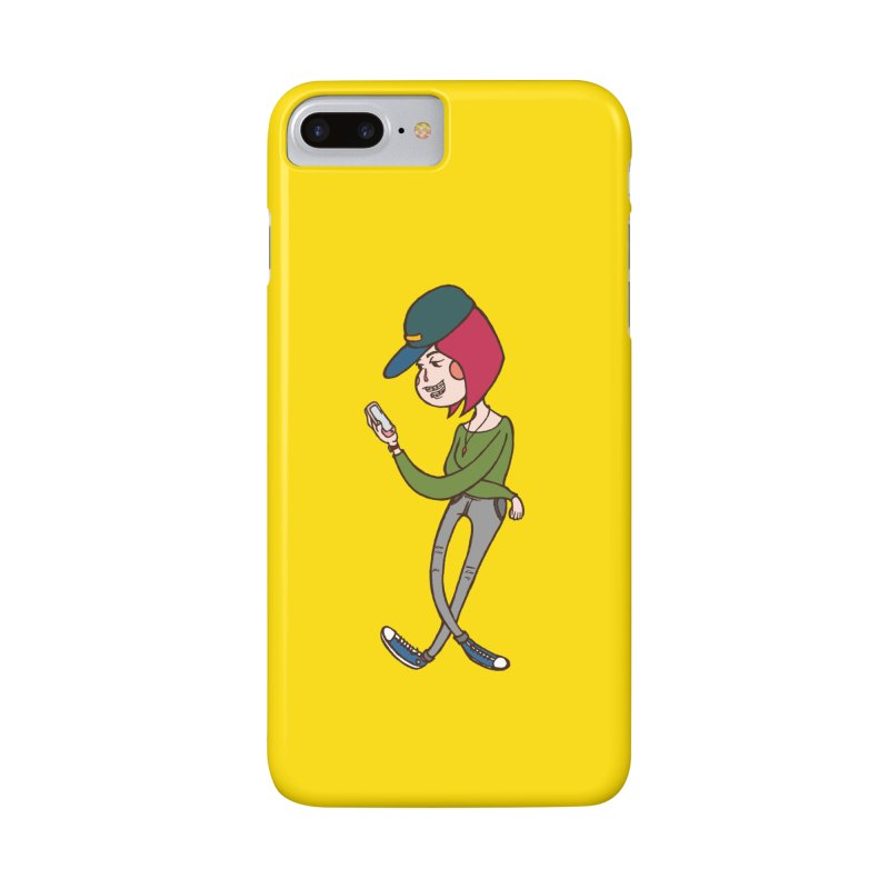 Phone Addiction   by The Primate Design