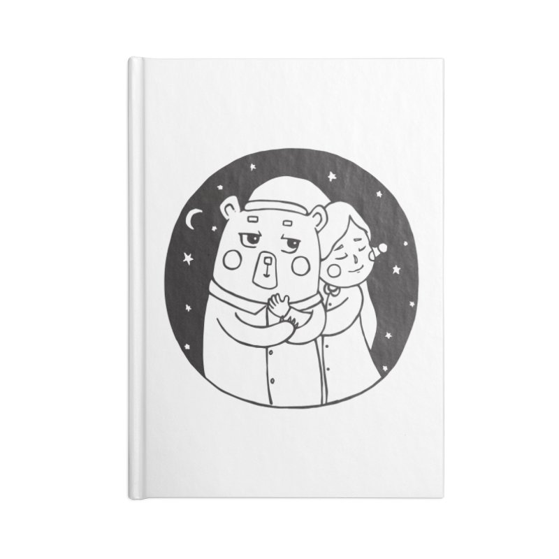 Bear With Me Accessories Notebook by The Primate Design