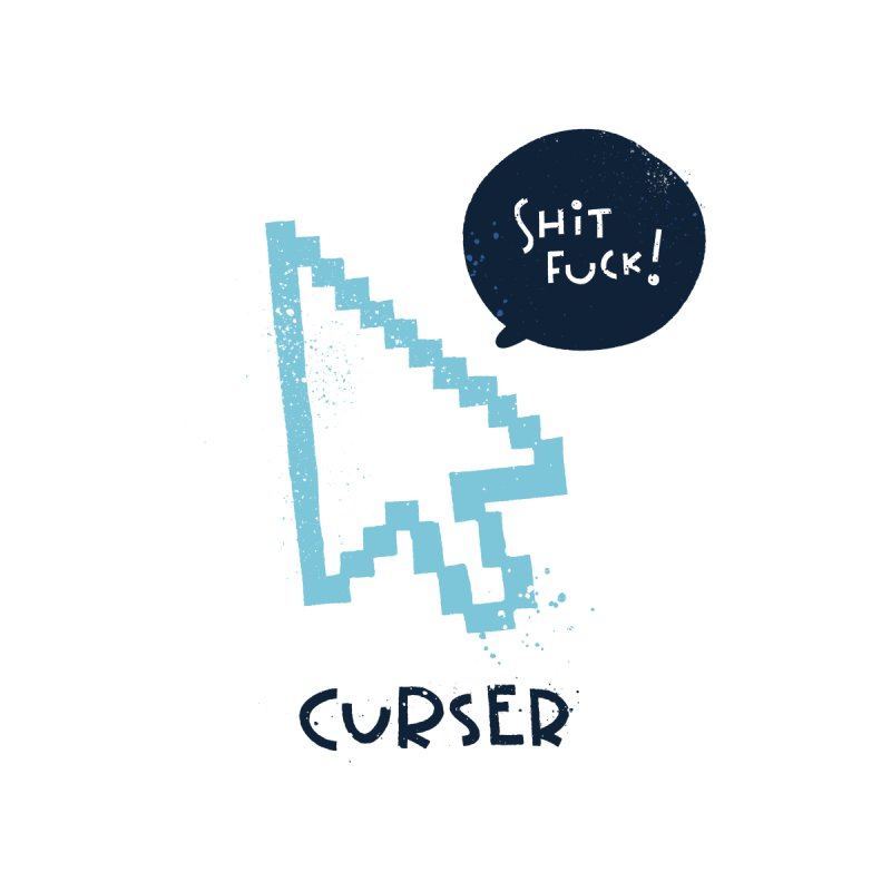 Curser   by The Pun Shop