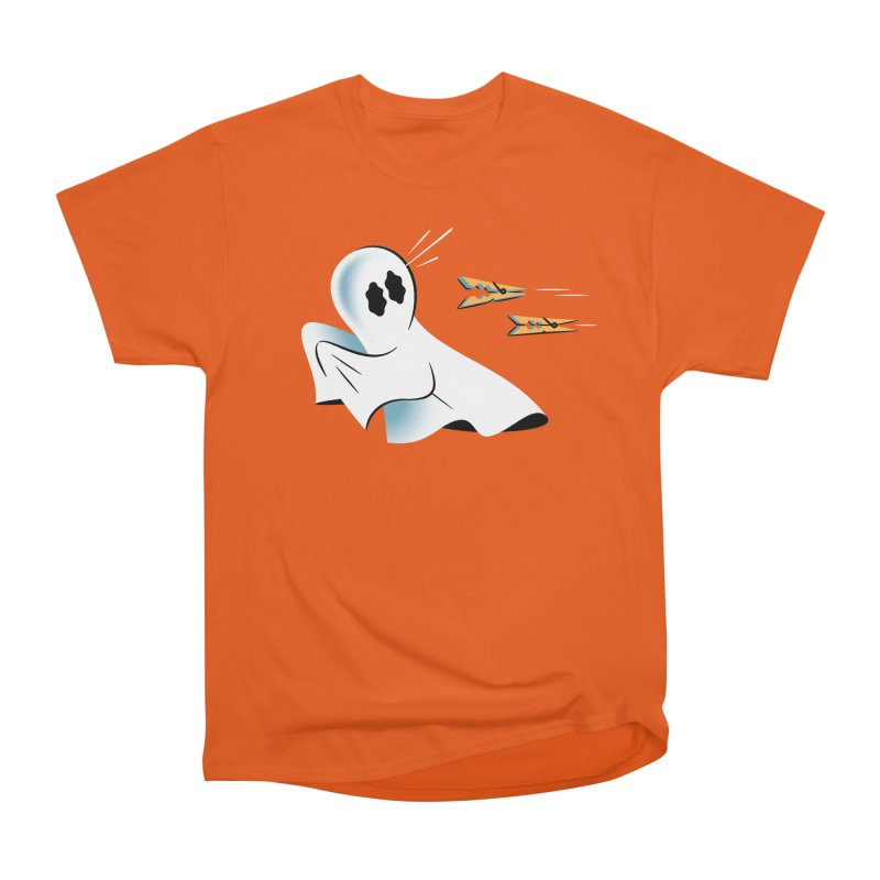 A Fearful Phantom — APPAREL Women's T-Shirt by The Pure Bluff