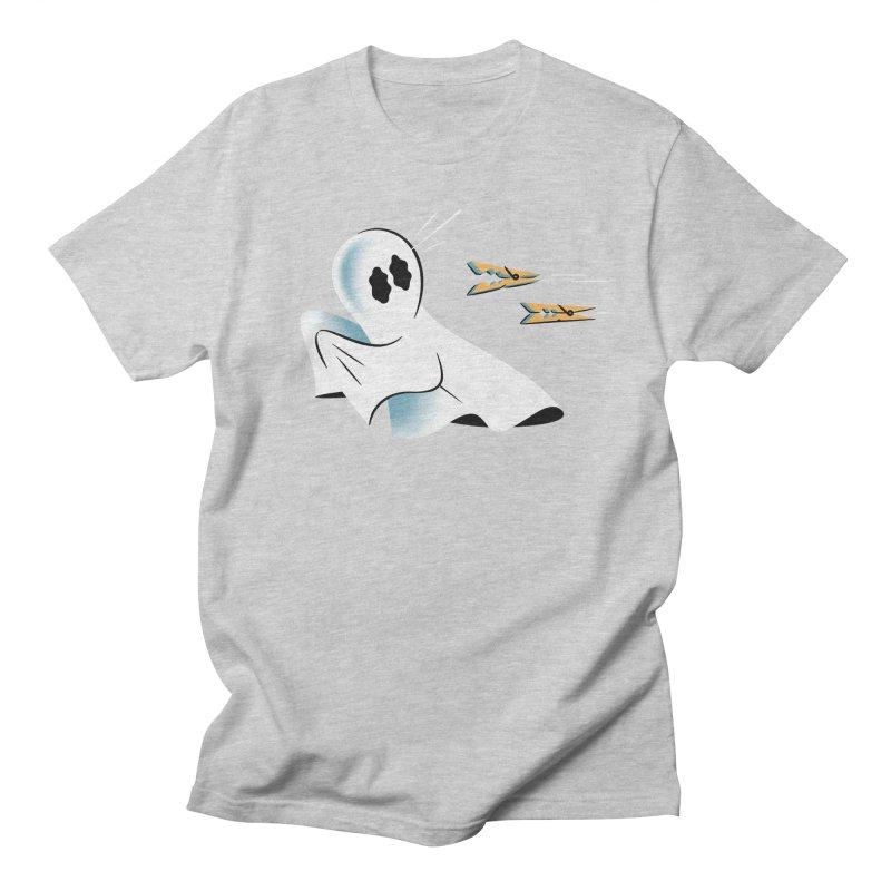 A Fearful Phantom — APPAREL Men's Regular T-Shirt by The Pure Bluff