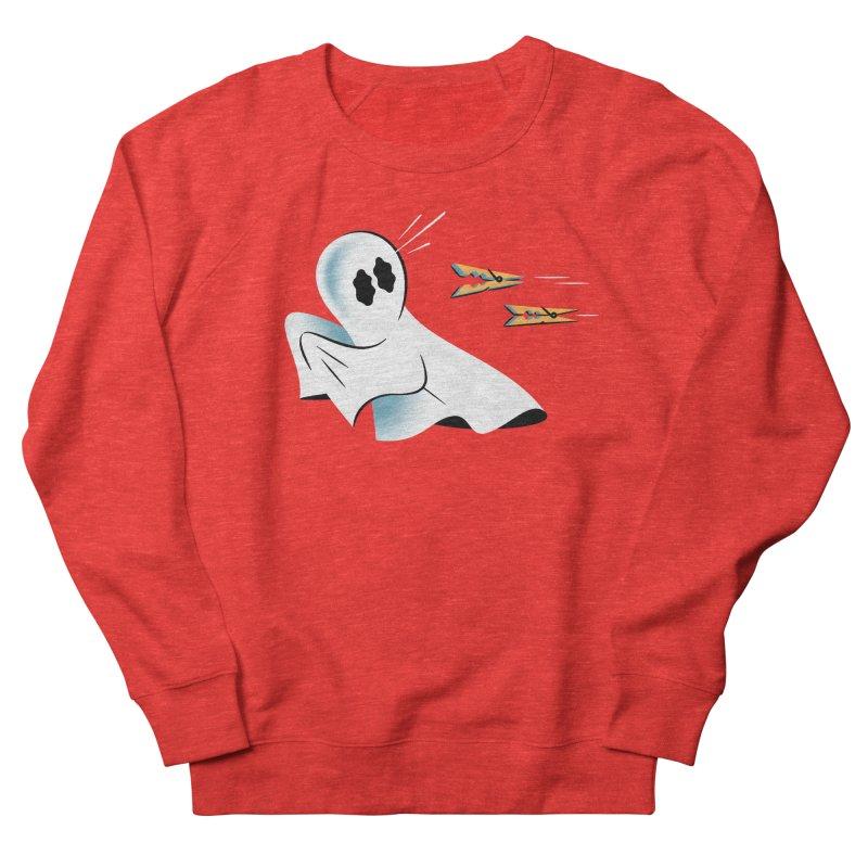 A Fearful Phantom — APPAREL Women's Sweatshirt by The Pure Bluff