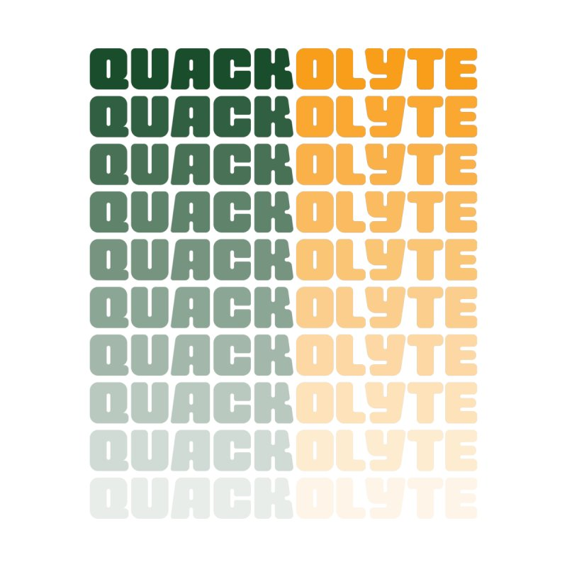 The Quackolyte II Men's T-Shirt by The Quack Attack