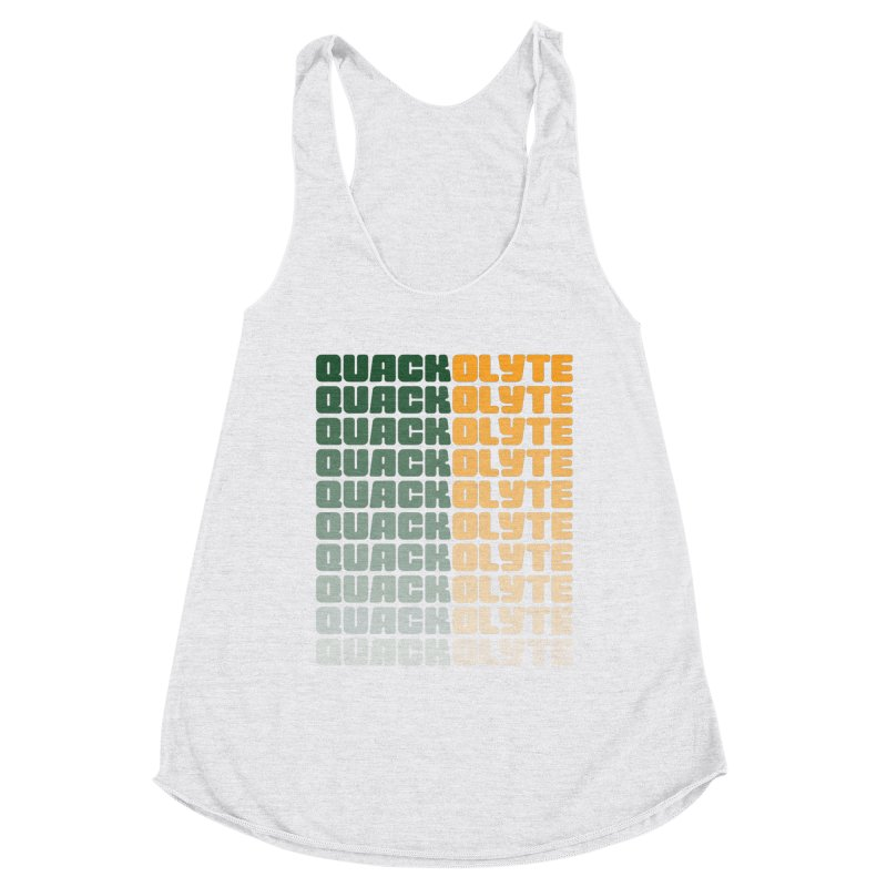 The Quackolyte II Women's Tank by The Quack Attack