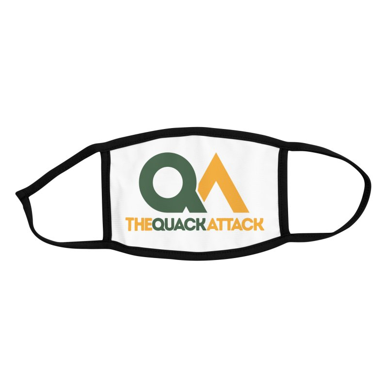 Quack Attack Mask Accessories Face Mask by The Quack Attack