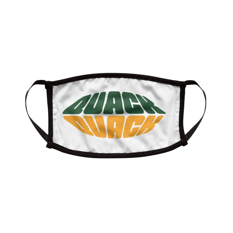 Quack Quack Mask Accessories Face Mask by The Quack Attack