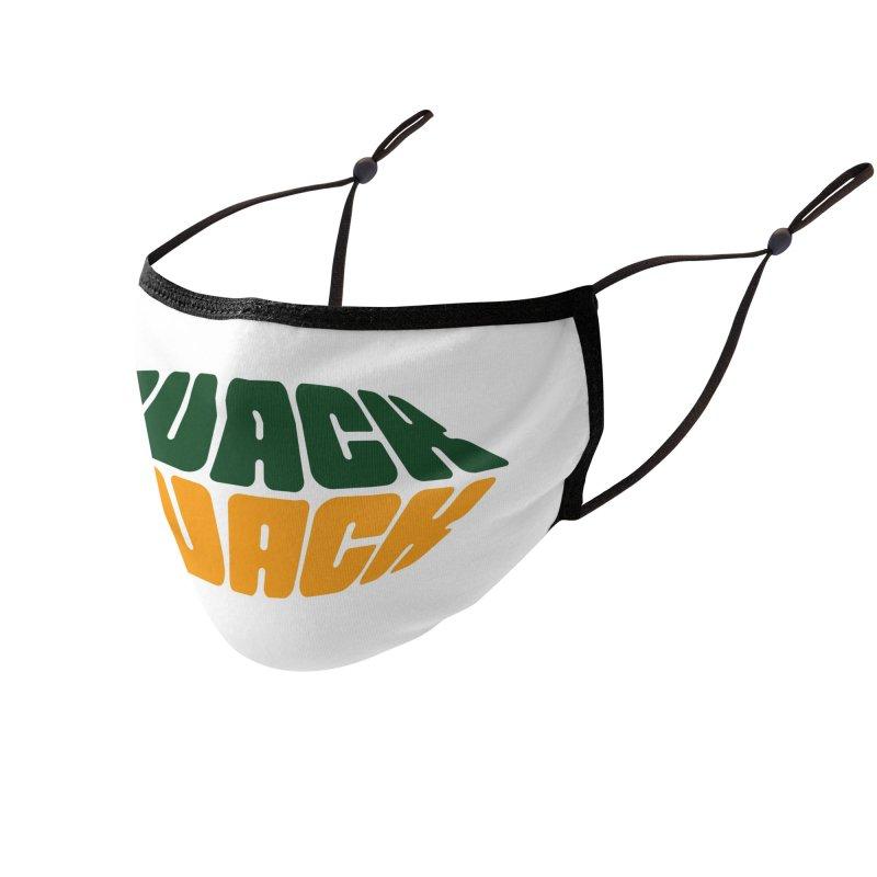 Quack Quack Mask Accessories Face Mask by The Quack Attack