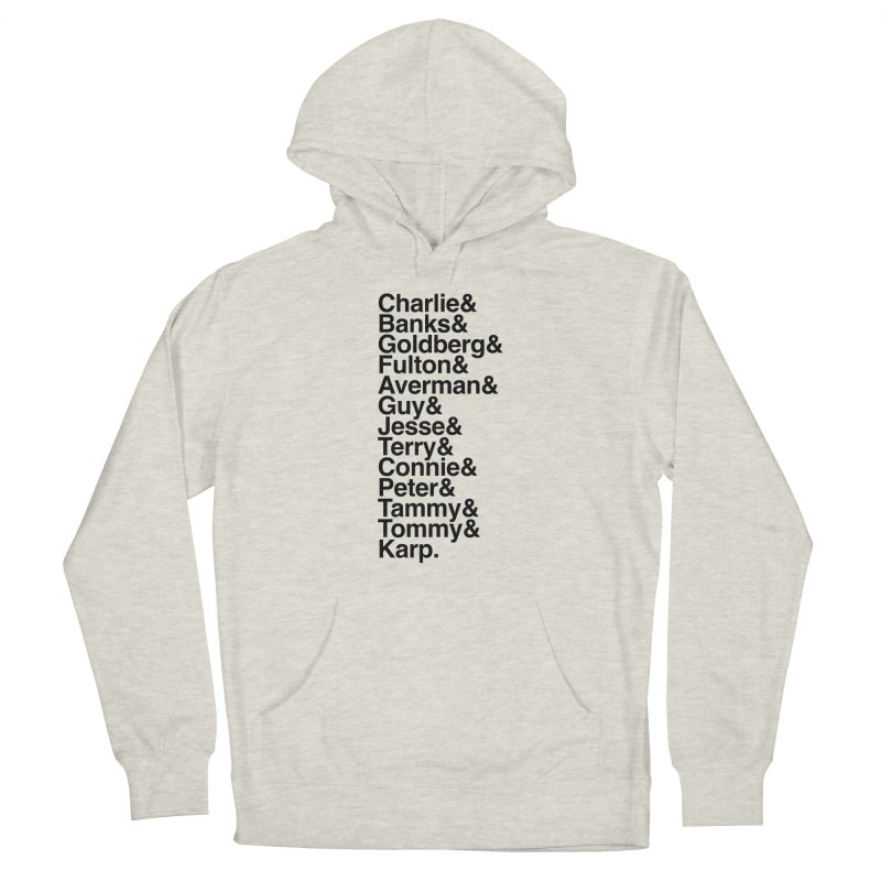 The Originals Men's French Terry Pullover Hoody by The Quack Attack
