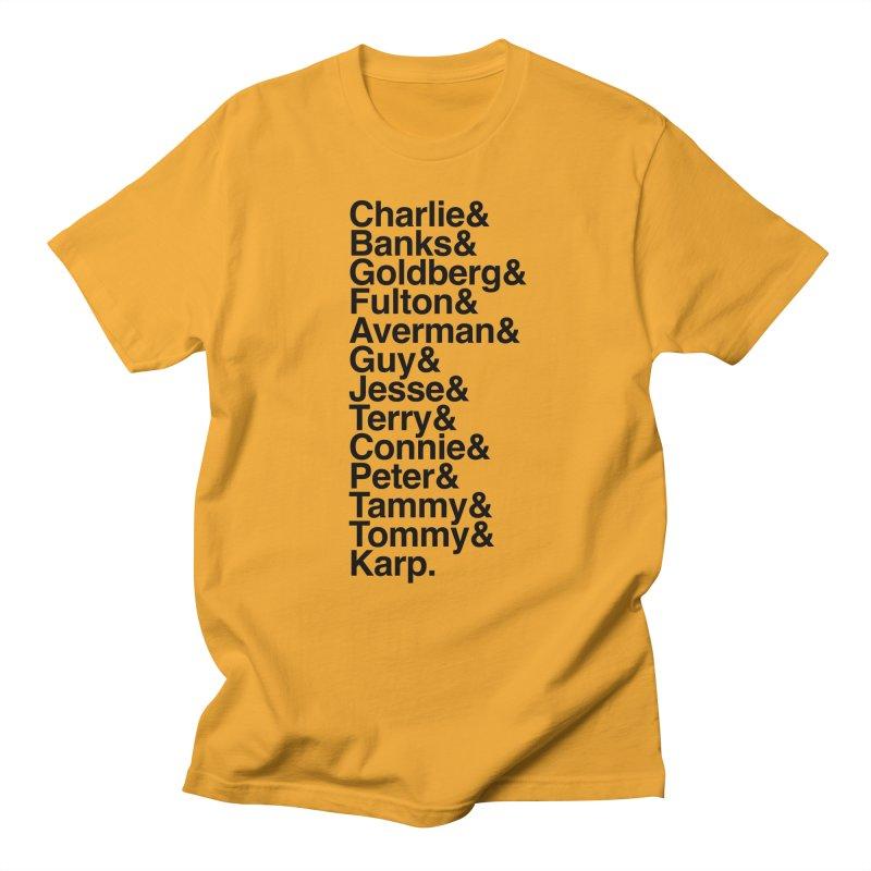 The Originals Men's Regular T-Shirt by The Quack Attack