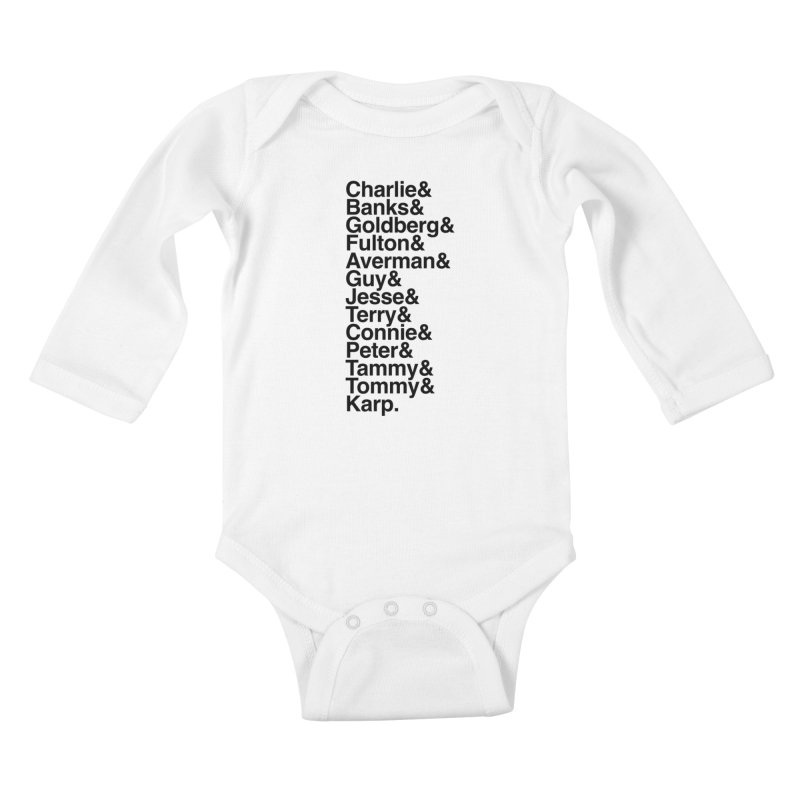 The Originals Kids Baby Longsleeve Bodysuit by The Quack Attack