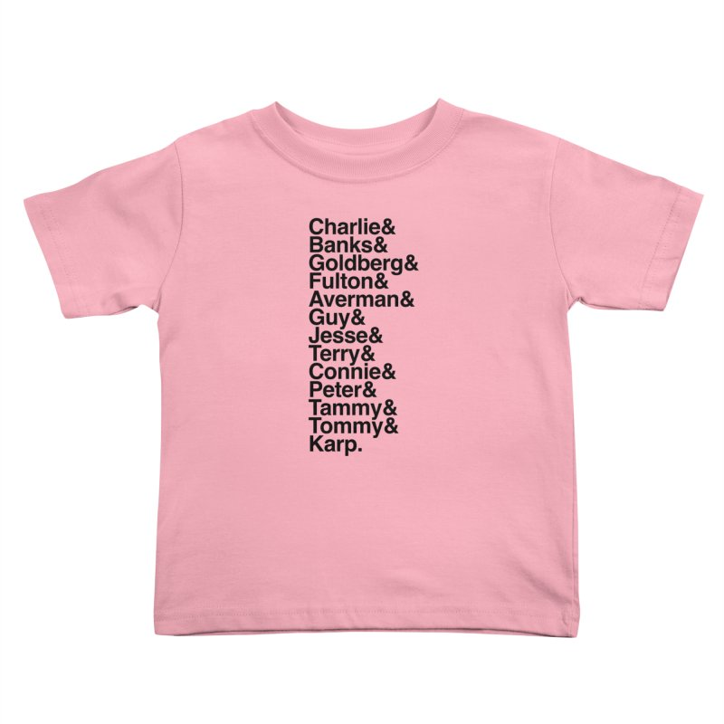 The Originals Kids Toddler T-Shirt by The Quack Attack
