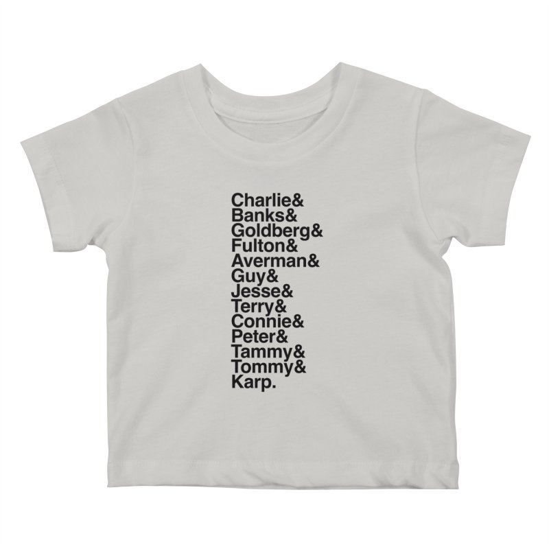 The Originals Kids Baby T-Shirt by The Quack Attack