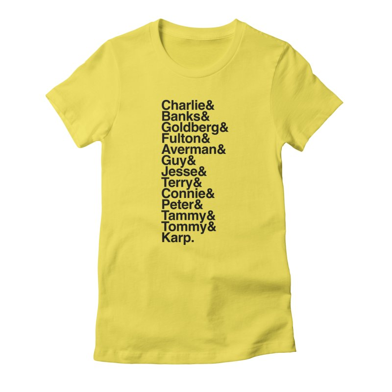 The Originals Women's T-Shirt by The Quack Attack