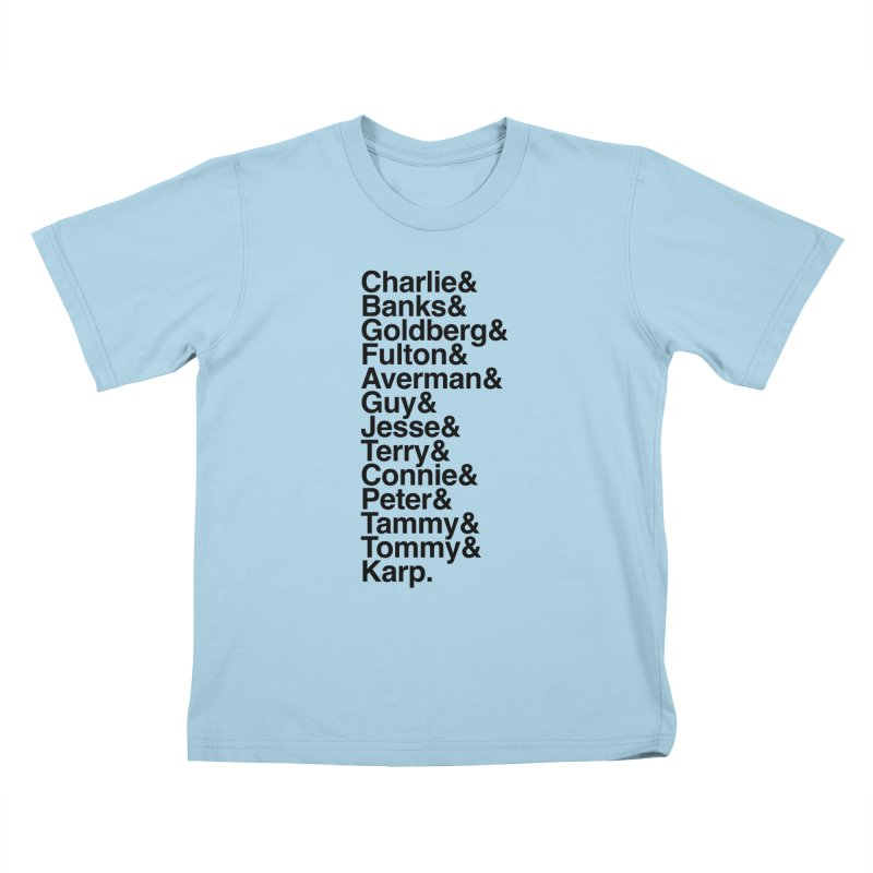 The Originals Kids T-Shirt by The Quack Attack
