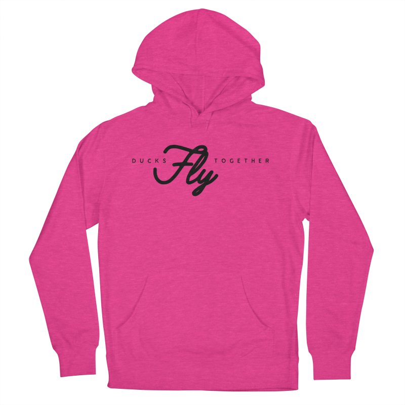 The Mantra Women's Pullover Hoody by The Quack Attack