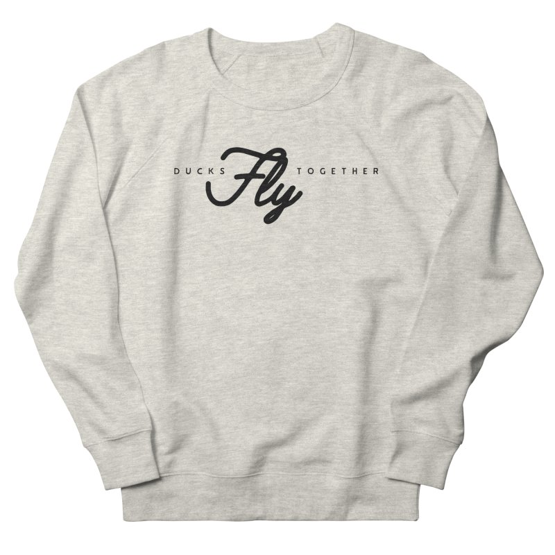 The Mantra Women's Sweatshirt by The Quack Attack