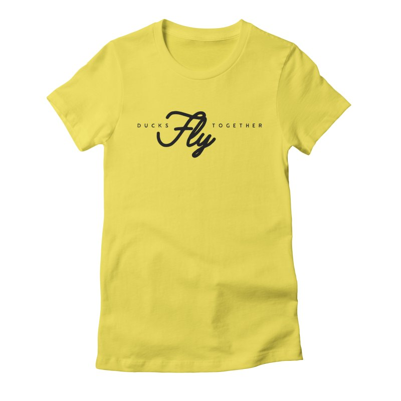 The Mantra Women's T-Shirt by The Quack Attack