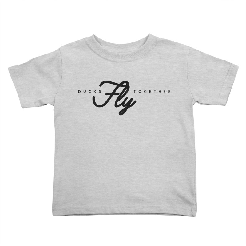 The Mantra Kids Toddler T-Shirt by The Quack Attack