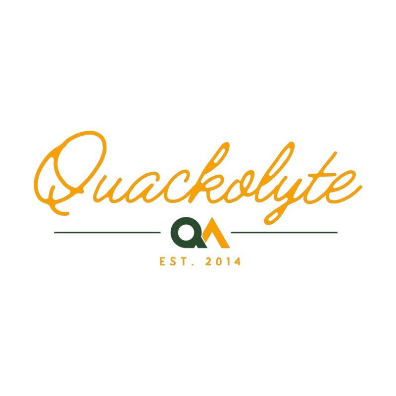 The Quackolyte Women's V-Neck by The Quack Attack