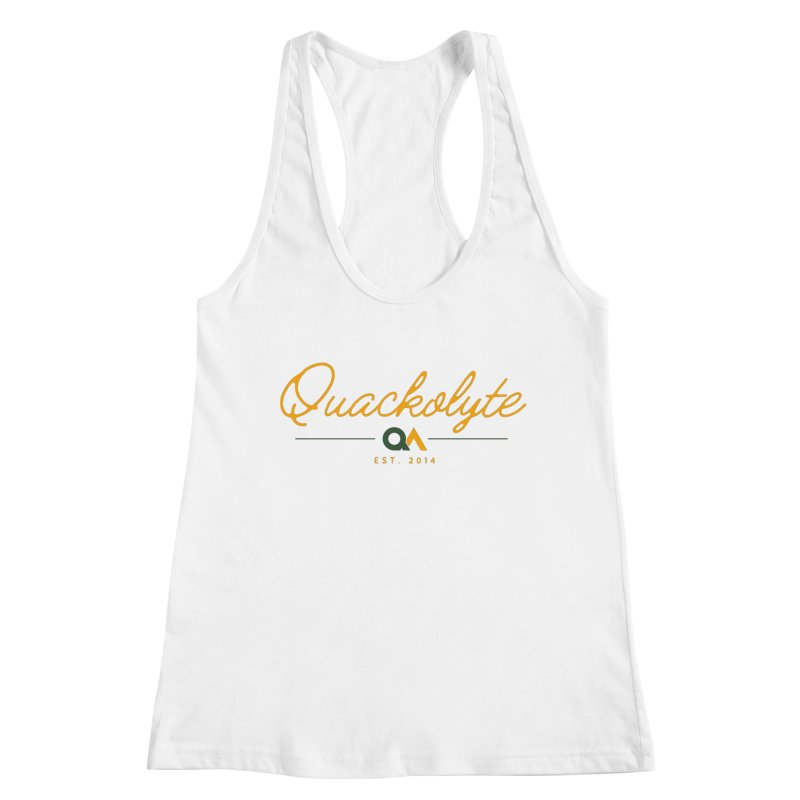 The Quackolyte Women's Tank by The Quack Attack