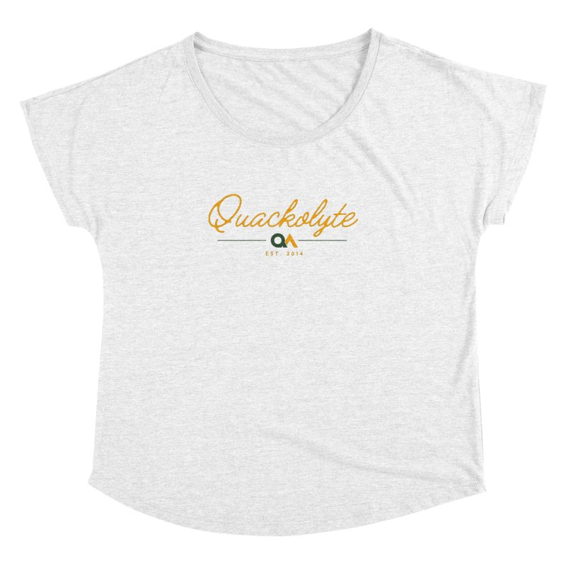 The Quackolyte Women's Dolman by The Quack Attack