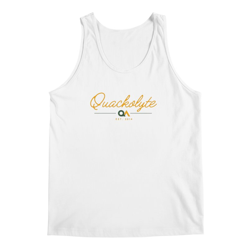 The Quackolyte Men's Tank by The Quack Attack