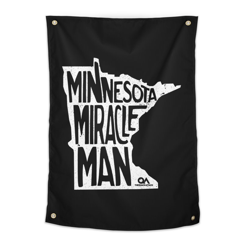 The Minnesota Miracle Man | Dark in Tapestry by The Quack Attack