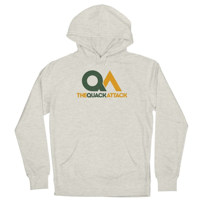 The Quack Attack Women's Pullover Hoody by The Quack Attack