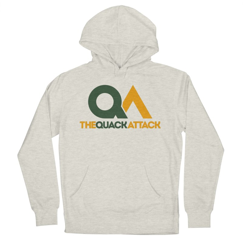 The Quack Attack Men's Pullover Hoody by The Quack Attack