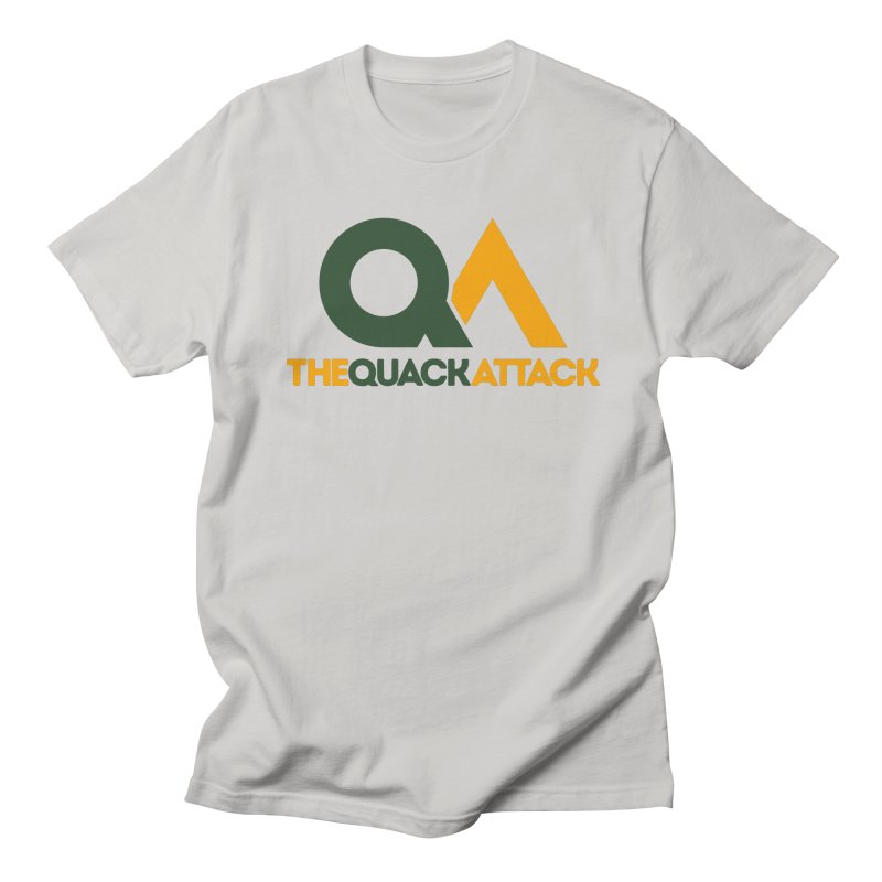 The Quack Attack Men's Regular T-Shirt by The Quack Attack