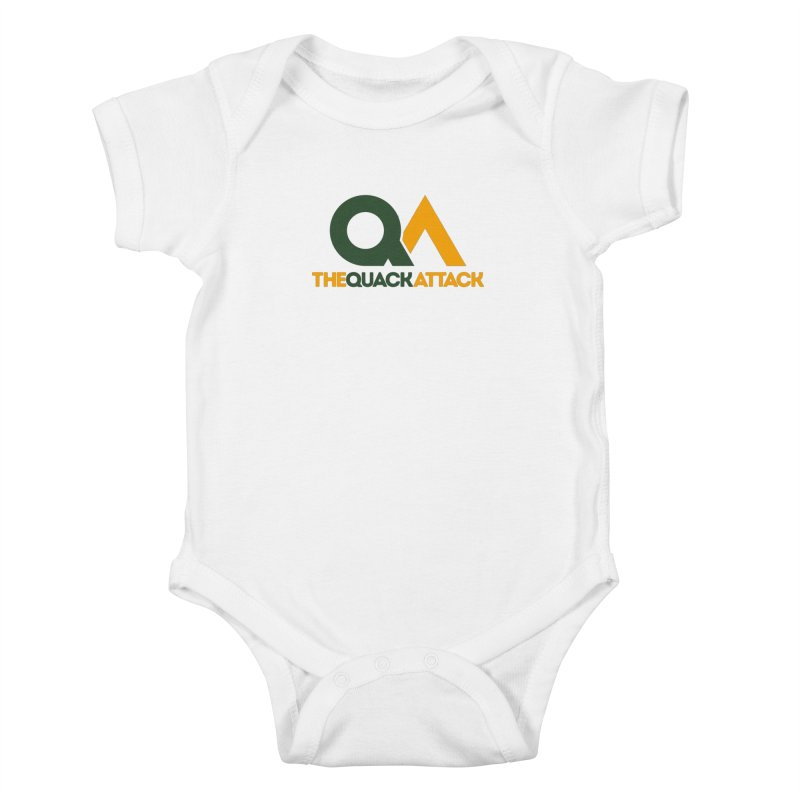 The Quack Attack Kids Baby Bodysuit by The Quack Attack