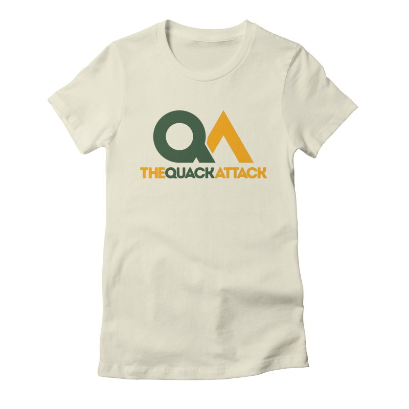 The Quack Attack Women's T-Shirt by The Quack Attack
