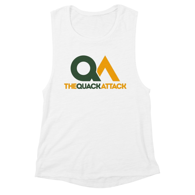 The Quack Attack Women's Tank by The Quack Attack