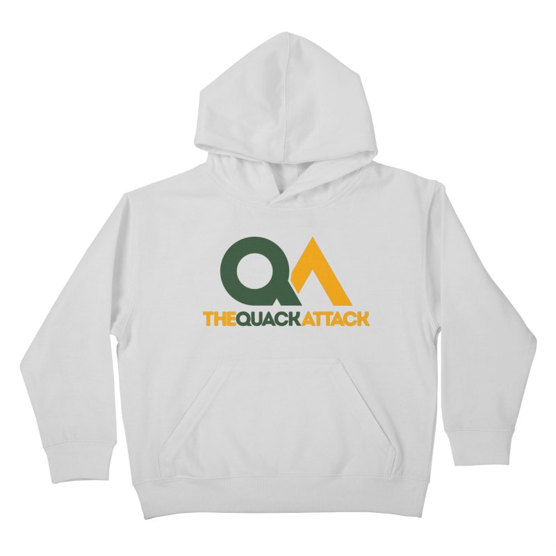 The Quack Attack Kids Pullover Hoody by The Quack Attack