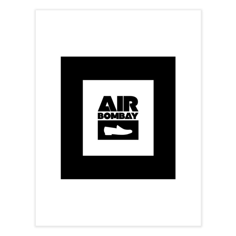 The Air Bombay | Light Home Fine Art Print by The Quack Attack