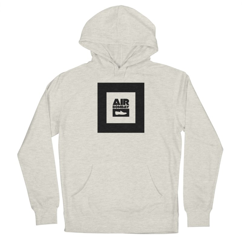 The Air Bombay | Light Men's French Terry Pullover Hoody by The Quack Attack