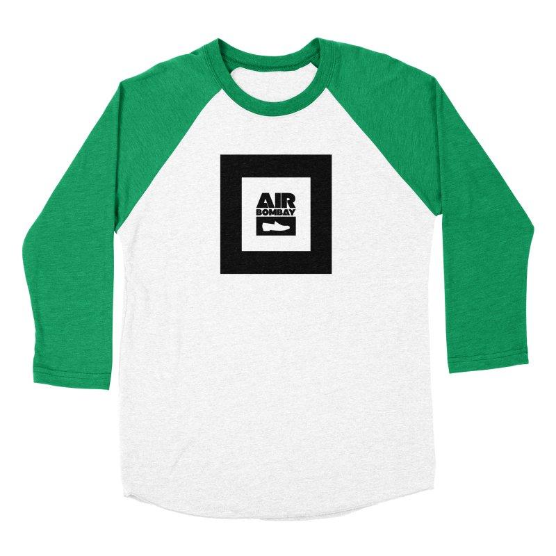The Air Bombay | Light Women's Baseball Triblend Longsleeve T-Shirt by The Quack Attack