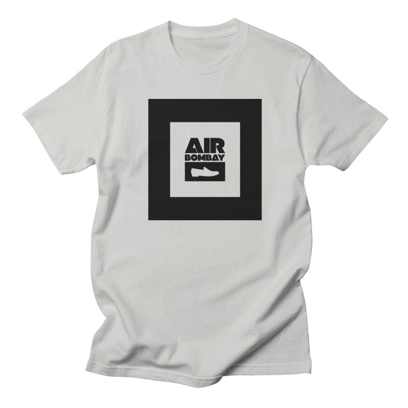The Air Bombay | Light Men's Regular T-Shirt by The Quack Attack