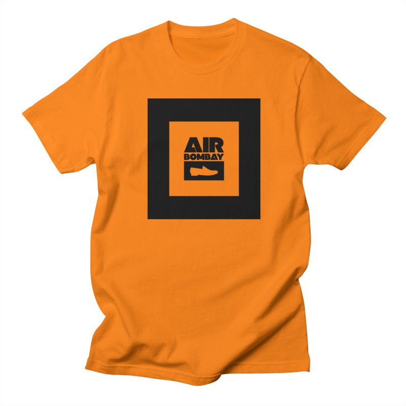 The Air Bombay | Light Men's T-Shirt by The Quack Attack