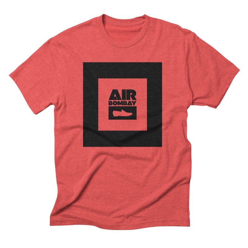 The Air Bombay | Light Men's Triblend T-shirt by The Quack Attack