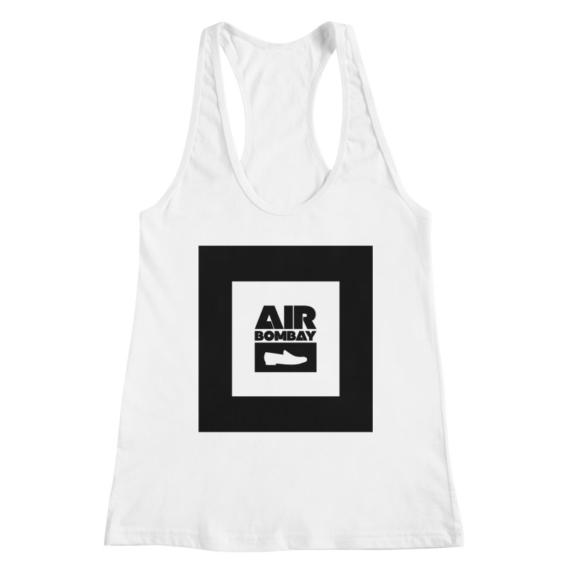 The Air Bombay   Light Women's Tank by The Quack Attack
