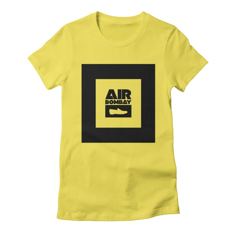 The Air Bombay   Light Women's T-Shirt by The Quack Attack