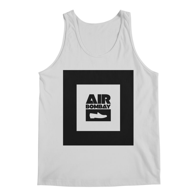 The Air Bombay | Light Men's Regular Tank by The Quack Attack