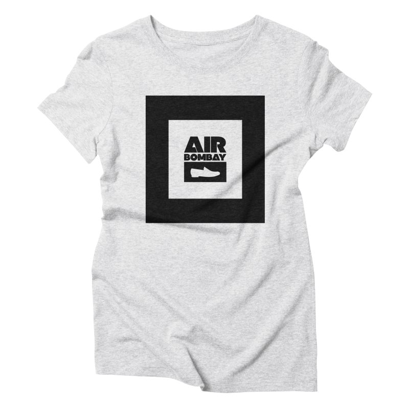 The Air Bombay | Light Women's T-Shirt by The Quack Attack