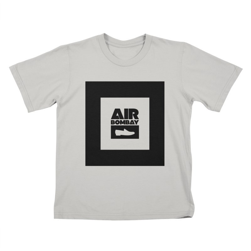 The Air Bombay | Light Kids T-Shirt by The Quack Attack