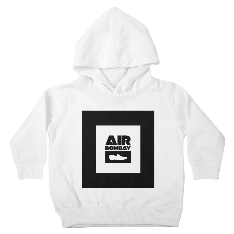 The Air Bombay | Light Kids Toddler Pullover Hoody by The Quack Attack
